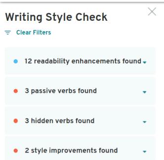 style checker prowritingaid