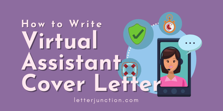 how to write a virtual assistant cover letter