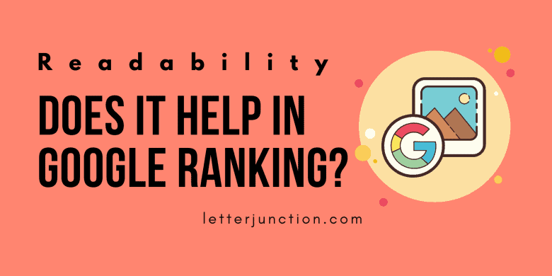 readability does it help in google ranking