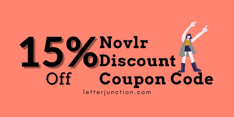 novlr discount coupon code