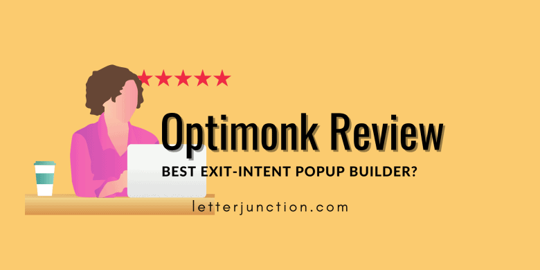 optimonk review best exit intent popup builder