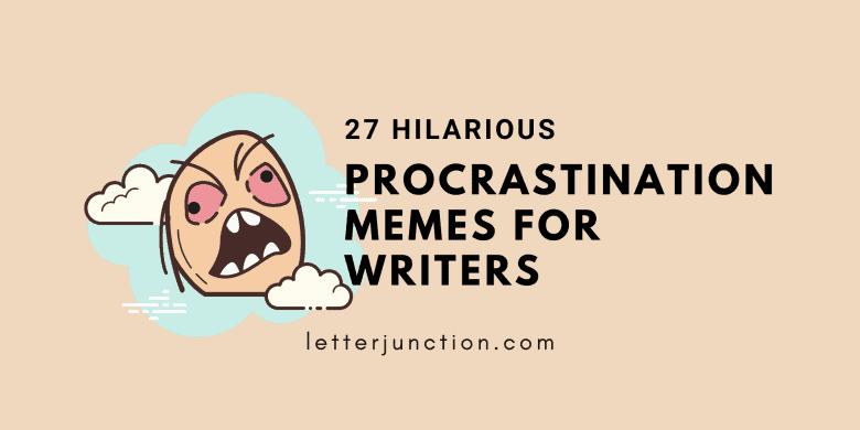 procrastination meme cover image