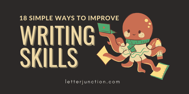 writing skills featured image