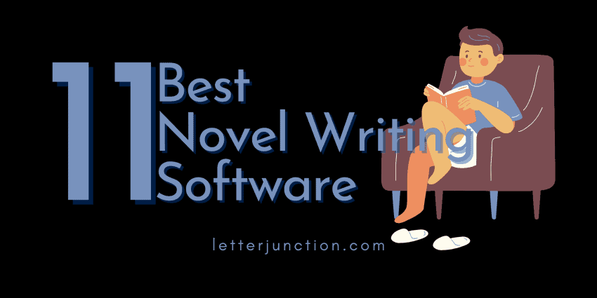 best novel writing software