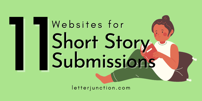 websites for short story submissions