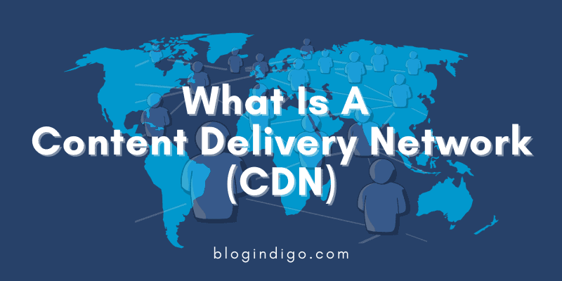 what is a content delivery network cover image