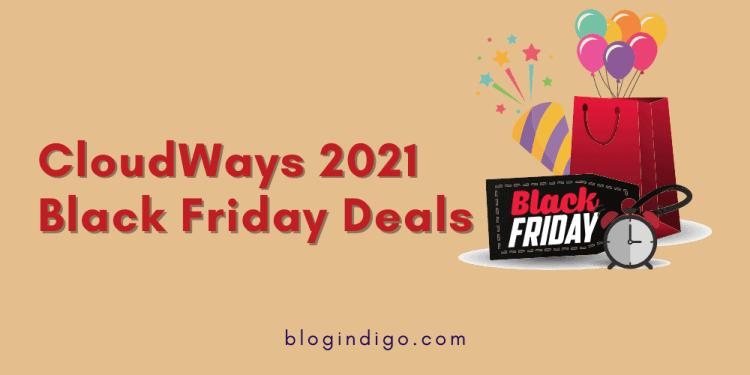 cloudways black friday deals 2021