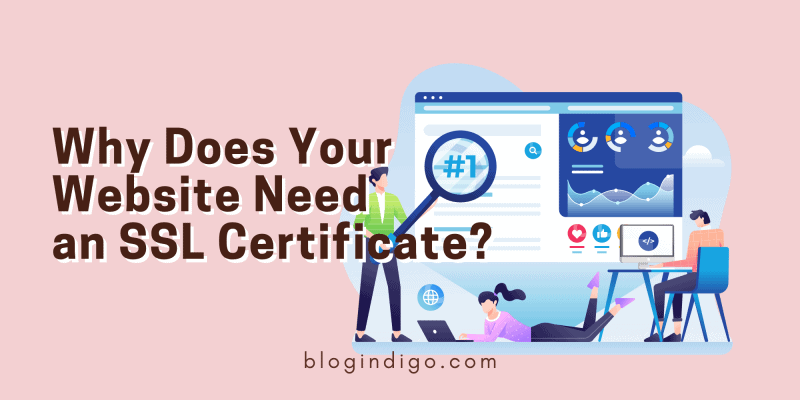 why does your website need an ssl certificate