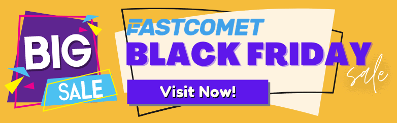 fastcomet black friday deals 2021