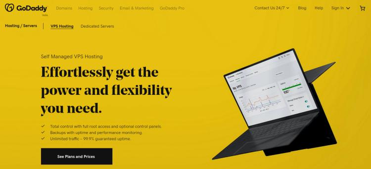 Godaddy Java hosting