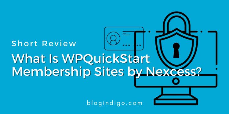 wpqickstart by nexcess review