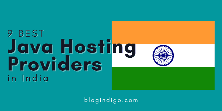 best java hosting providers in india
