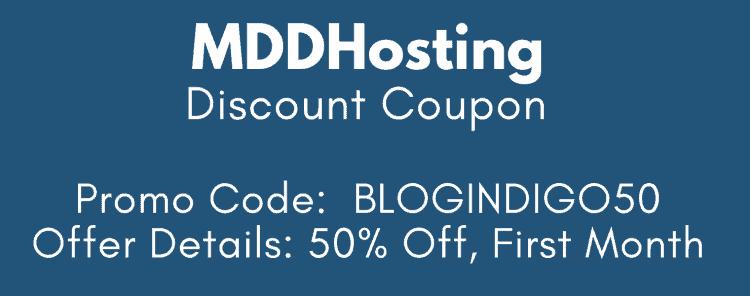 mddhosting coupon